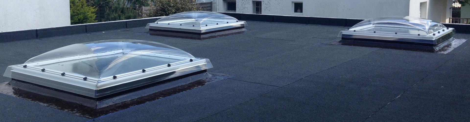 Fen tre de toit plat sp cificit s fonctionnement prix of for Fenetre toit plat